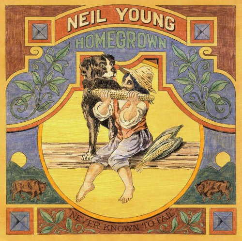 CD NEIL YOUNG - HOMEGROWN