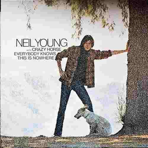Cd Neil Young Whith Crazy Horse Everybody Knows This Is...