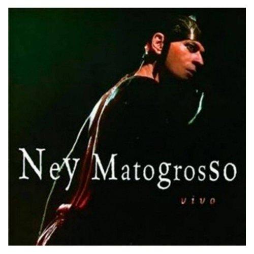 Cd Ney Matogrosso - Ao Vivo