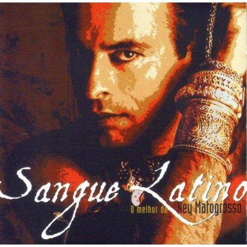 CD NEY MATOGROSSO - SANGUE LATINO