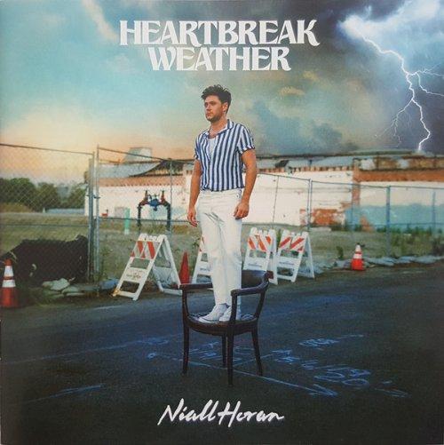CD NIALL HORAN - HEARTBREAK WEATHER