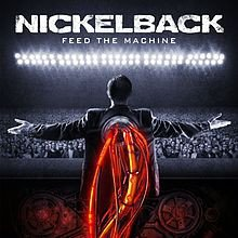 CD NICKELBACK - FEED THE MACHINE