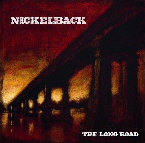 CD NICKELBACK - THE LONG ROAD