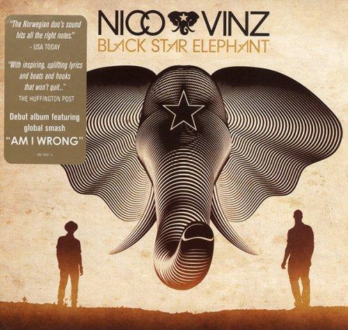 CD NICO & VINZ - BLACK STAR ELEPHANT
