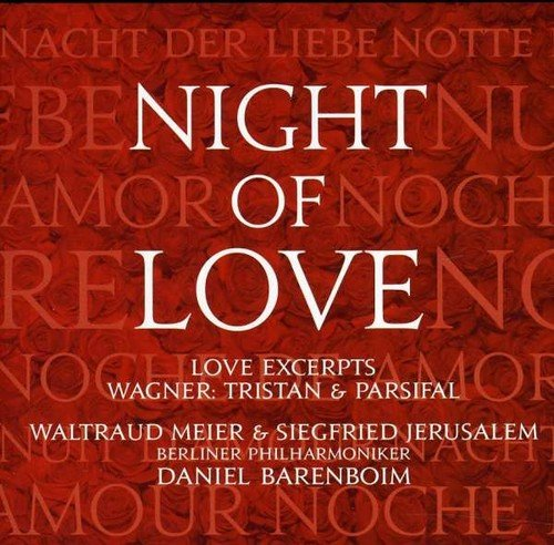 CD NIGHT OF LOVE - LOVE EXCERPTS