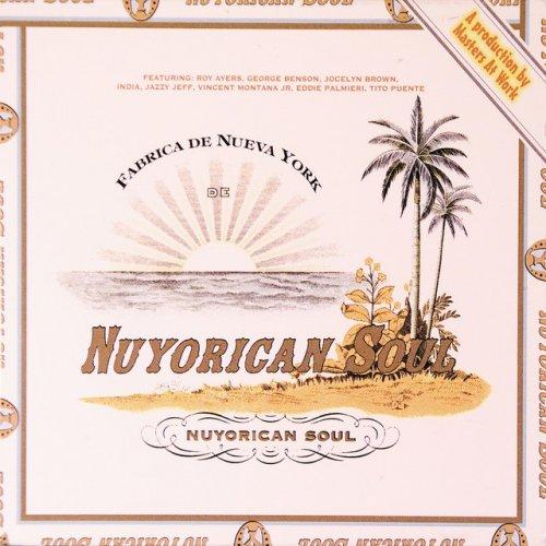 CD NUYORICAN SOUL - NUYORICAN SOUL