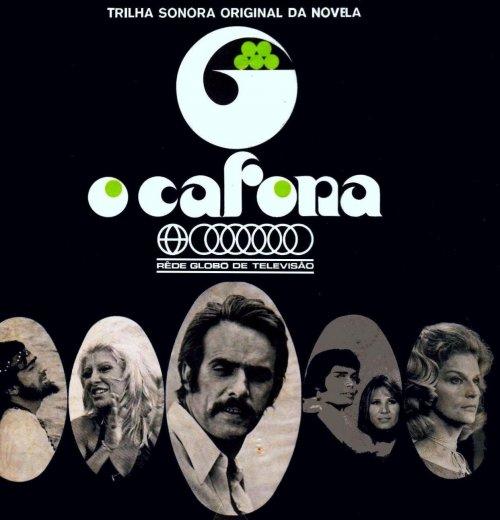 CD O CAFONA 1971 (TRILHA SONORA ORIGINAL DA NOVELA)