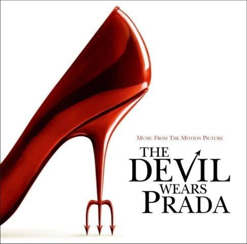 Cd O Diabo Veste Prada Trilha - The Devil Wears Prada