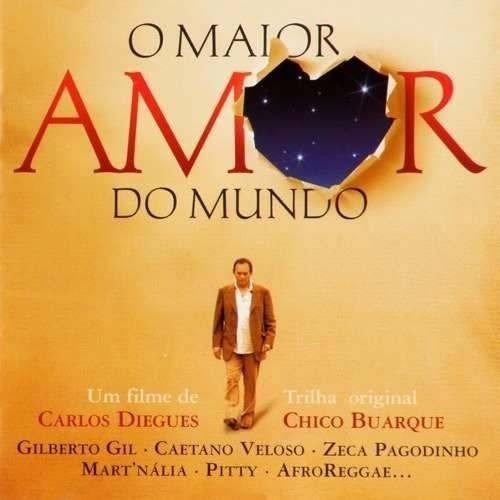 CD O MAIOR AMOR DO MUNDO (TRILHA ORIGINAL)