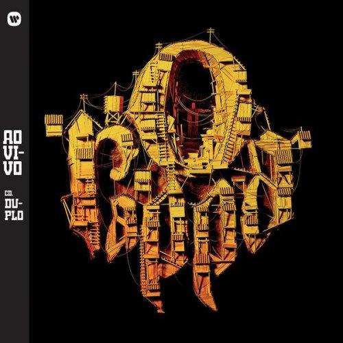 CD O RAPPA - O RAPPA AO VIVO CD DUPLO (2 CDs)