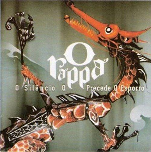 CD O RAPPA - O SILÊNCIO QUE PRECEDE O ESPORRO