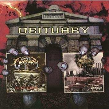 CD Obituary - The End Complete/ World Demise  - (lacrado) - 2003