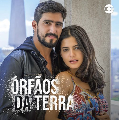 CD ÓRFÃOS DA TERRA Vol. 1 - (TRILHA SONORA DE NOVELAS)
