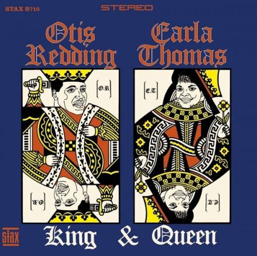 CD OTIS REDDING & CARLA THOMAS - KING & QUEEN JAPANESE ATLANTIC SOUL
