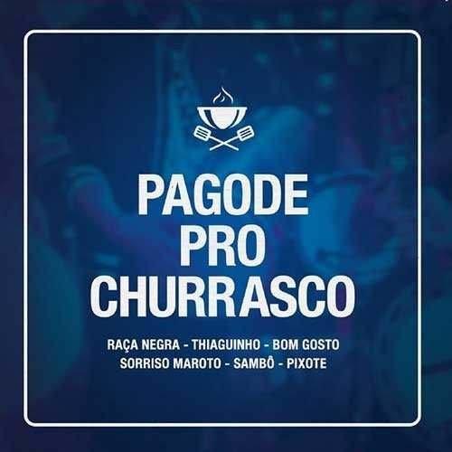 CD Pagode Pro Churrasco
