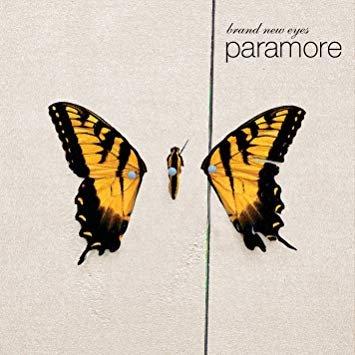 CD PARAMORE - BRAND NEW EYES