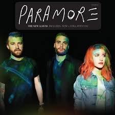 CD PARAMORE - PARAMORE