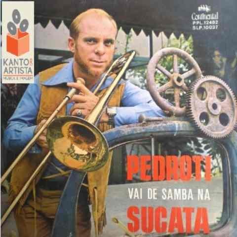 Cd Pedroti Vai De Samba Na Sucata