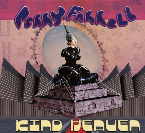 CD PERRY FARRELL - KIND HEAVEN
