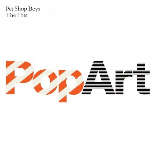 CD PET SHOP BOYS - POPART - THE HITS (DUPLO 2 CDs)