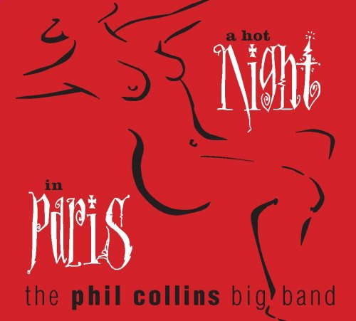CD PHIL COLLINS - A HOT NIGHT IN PARIS - VERSÃO REMASTERIZADA EM DIGIPACK