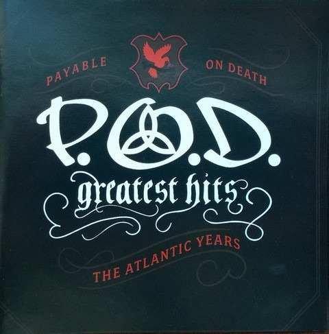 Cd P.o.d. Greatest Hits The Atlantic Year