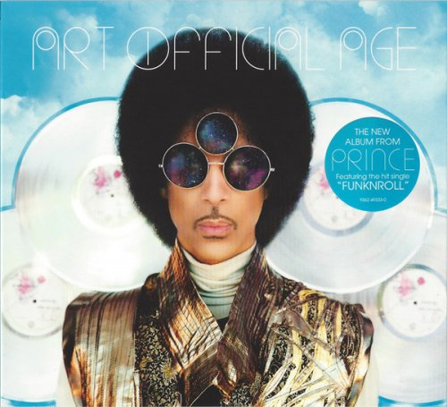 CD PRINCE - ART OFFICIAL AGE