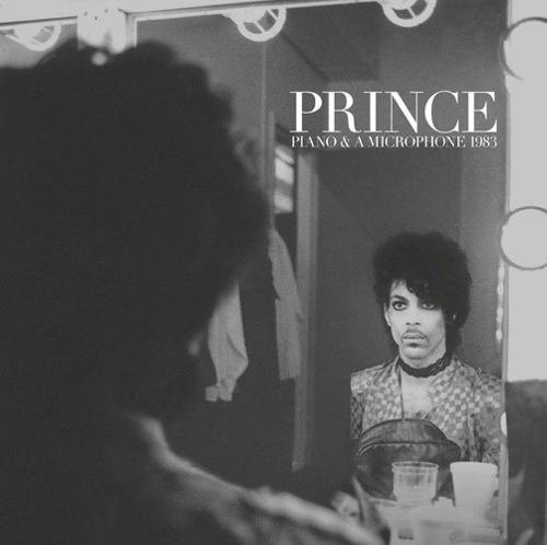 Cd Prince - Piano & A Microphone 1983 Original/lacrado