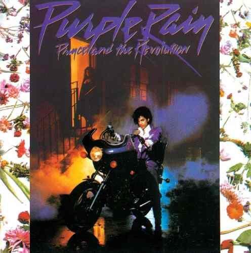 CD PRINCE - PURPLE RAIN OST - VERÃO ORIGINAL EM JEWELBOX