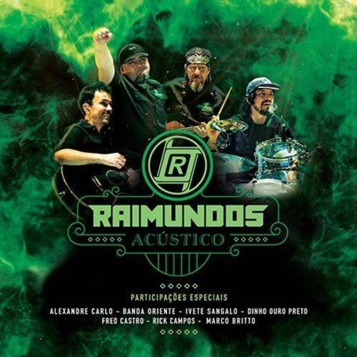 CD RAIMUNDOS - ACUSTICO