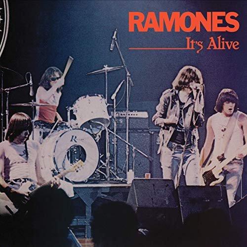 CD RAMONES - IT'S ALIVE