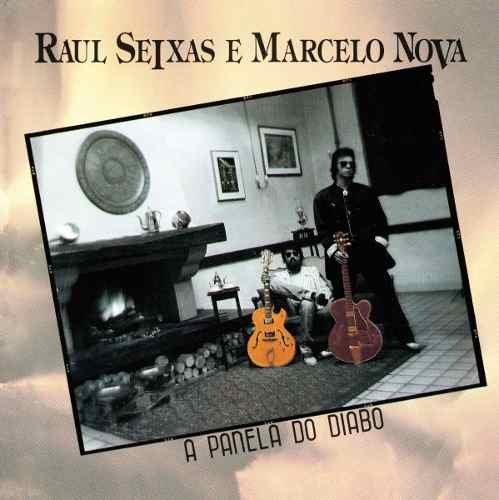 CD RAUL SEIXAS E MARCELO NOVA - PANELA DO DIABO