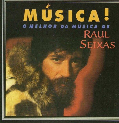 CD RAUL SEIXAS - MUSICA! O MELHOR DA MUSICA DE RAUL SEIXAS