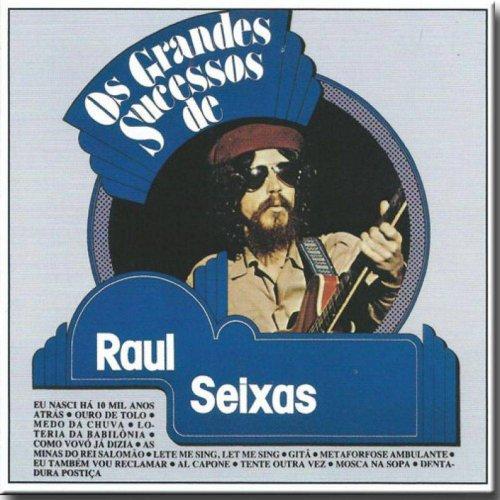 CD RAUL SEIXAS - OS GRANDES SUCESSOS