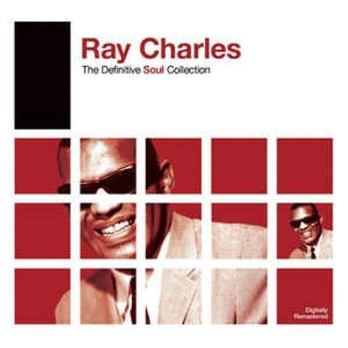 CD RAY CHARLES - THE DEFINITIVE SOUL COLLECTION (DUPLO - 2 CDS)