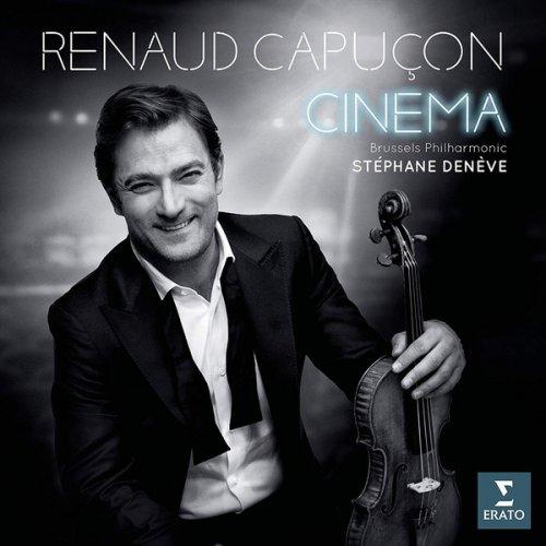 CD RENAUD CAPUÇON - CINÉMA