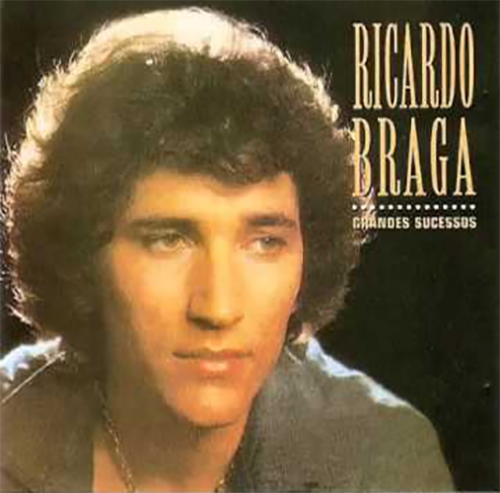 CD RICARDO BRAGA - GRANDES SUCESSOS