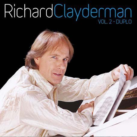 CD RICHARD CLAYDERMAN - RICHARD CLAYDERMAN - VOL. 2 DUPLO