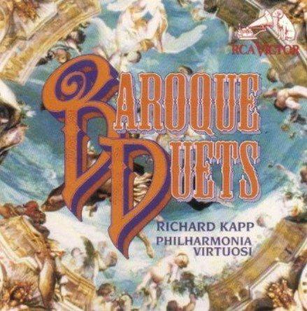 CD RICHARD KAPP - BAROQUE DUETS