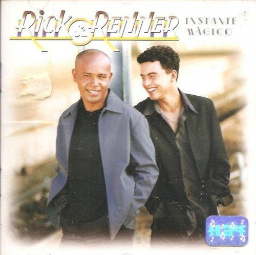 CD RICK E RENNER - INSTANTE MAGICO
