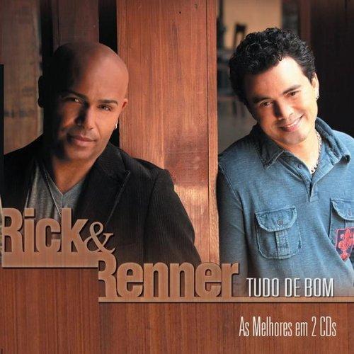 CD RICK E RENNER - TUDO DE BOM RICK & RENNER - CD2 (2 CDs)