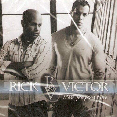 CD Rick & Victor - Mais Que Pai E Filho