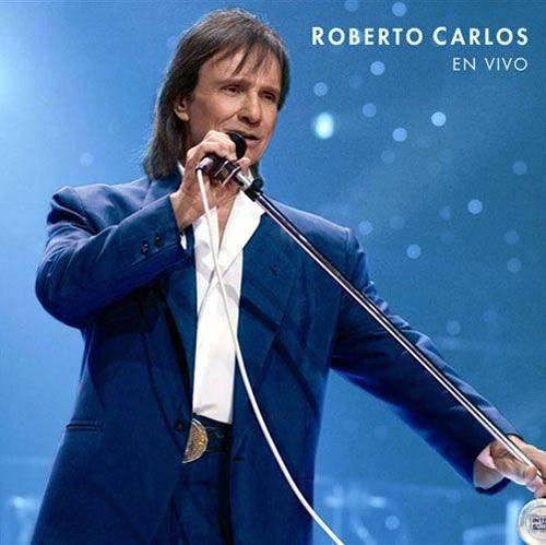 CD ROBERTO CARLOS - EN VIVO