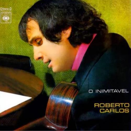 CD ROBERTO CARLOS - O INIMITAVEL