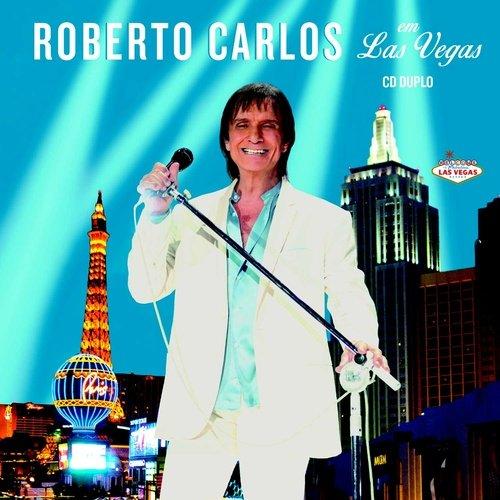 CD ROBERTO CARLOS - AO VIVO EM LAS VEGAS (CD DUPLO)