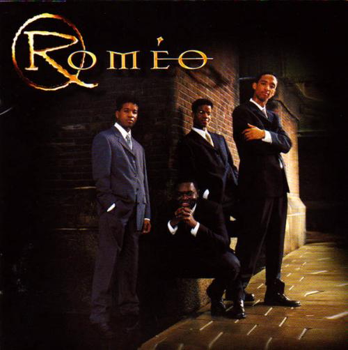 CD ROMEO - ALWAYS FALL FOR LOVE
