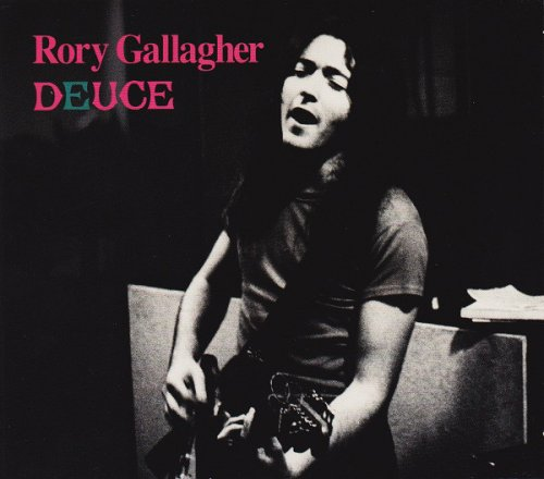 CD RORY GALLAGHER - DEUCE