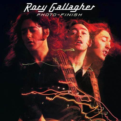 CD RORY GALLAGHER - PHOTO FINISH
