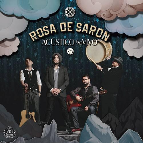 CD ROSA DE SARON - ACUSTICO E AO VIVO 2/3