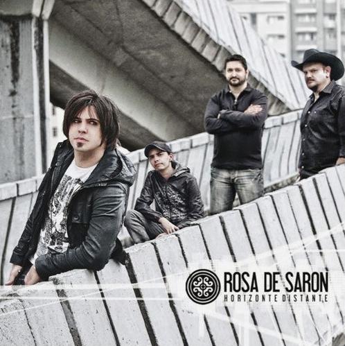 CD ROSA DE SARON - HORIZONTE DISTANTE
